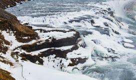 Landscape in Iceland Stock Images