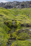Landscape in Iceland Royalty Free Stock Images