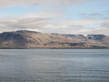 Landscape in Iceland Royalty Free Stock Photography
