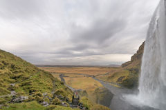 Landscape of Iceland Stock Photo
