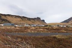 Landscape, Iceland. Stock Images