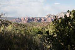 Landscape image of Sedona Arizona. stock image