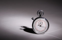 Landscape image of stopwatch. Landscape image of stop watch Stock Photography