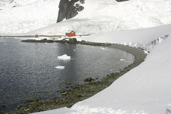 Landscape In Antarctica Royalty Free Stock Photo