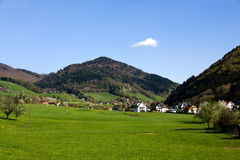 Free Landscape In The Black-forest, Germany ,Glottertal Stock Photography - 19097072
