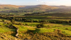 Free Landscape In The Yorkshire Dales, UK Stock Photography - 105304342