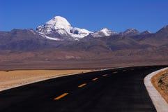 Landscape In Tibet