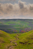 Landscape Iraqi countryside in Spring Stock Photography