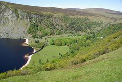 Landscape in Ireland Stock Image