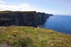 Landscape of ireland Stock Photography