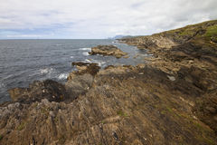 Landscape of ireland Royalty Free Stock Image