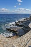 Landscape island of Hvar Royalty Free Stock Image