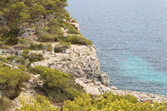 Landscape on the island of Mallorca Stock Photography