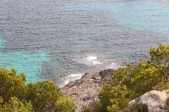 Landscape on the island of Mallorca Royalty Free Stock Photo