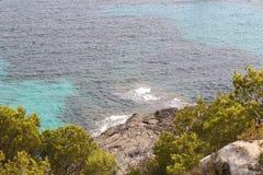 Landscape on the island of Mallorca Royalty Free Stock Photo