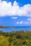 Landscape of island Praslin - Seychelles Royalty Free Stock Photography