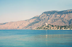Landscape island of Symi, Greece Stock Photography