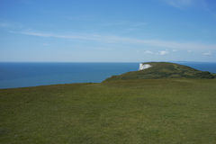 Landscape of the Isle of Wight Stock Photos