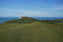 Landscape of the Isle of Wight Royalty Free Stock Image