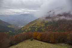 Landscape in Italy Royalty Free Stock Image