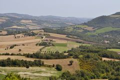Landscape in Italy Royalty Free Stock Photography