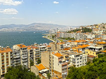 Landscape in Izmir. Turkey Royalty Free Stock Image