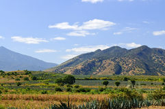 Landscape in Jalisco,  Mexico Royalty Free Stock Photography