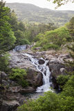 Landscape at the Jangsan Mountain in Busan Royalty Free Stock Photos
