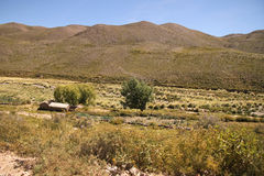 Landscape of Jujuy Royalty Free Stock Images