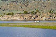 Landscape in June Lake California Royalty Free Stock Image