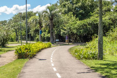 Landscape in Jurere International Royalty Free Stock Photo