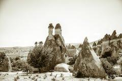 Landscape of Kabadokia Stock Photography