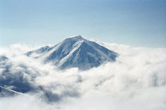 The landscape Kamchatka Royalty Free Stock Photography