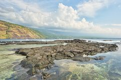 Kealakekua Bay Landscape. Landscape of Kealakekua Bay, Big Island, Hawaii Royalty Free Stock Photos