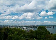 Landscape kiev Stock Photography