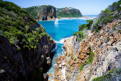 Landscape in Knysna Stock Photos
