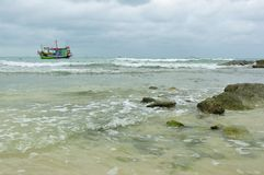 Landscape in Koh Samet Stock Photography