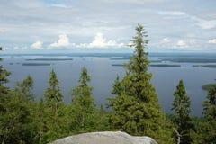Landscape, Koli National Park, Finland Royalty Free Stock Photography