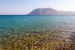 Landscape in Kos, Greece. Stock Image