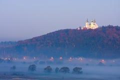 Landscape in Krakow/Poland Royalty Free Stock Photos