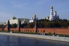 Landscape of the Kremlin  Stock Images