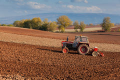 Landscape in La Rioja Royalty Free Stock Photo