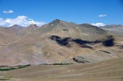 Landscape in Ladakh, India Royalty Free Stock Photography