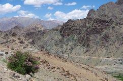 Landscape in Ladakh, India Stock Images