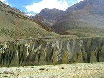 Landscape in Ladakh-9 Stock Image