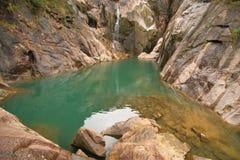 Landscape of lake Royalty Free Stock Image