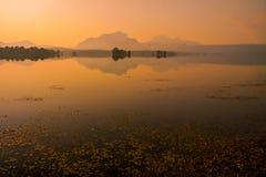 Landscape of lake Royalty Free Stock Photography