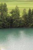 Landscape lake Royalty Free Stock Photos