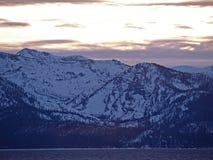Landscape of Lake Tahoe Stock Photo