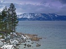Landscape of Lake Tahoe Royalty Free Stock Image